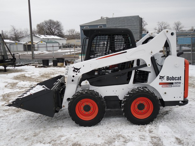Bobcat S 570 Resource Rental Center Council Bluffs Ia