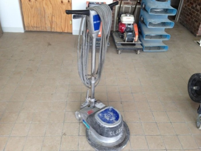 Floor buffer sander resource rental center council for Floor buffer