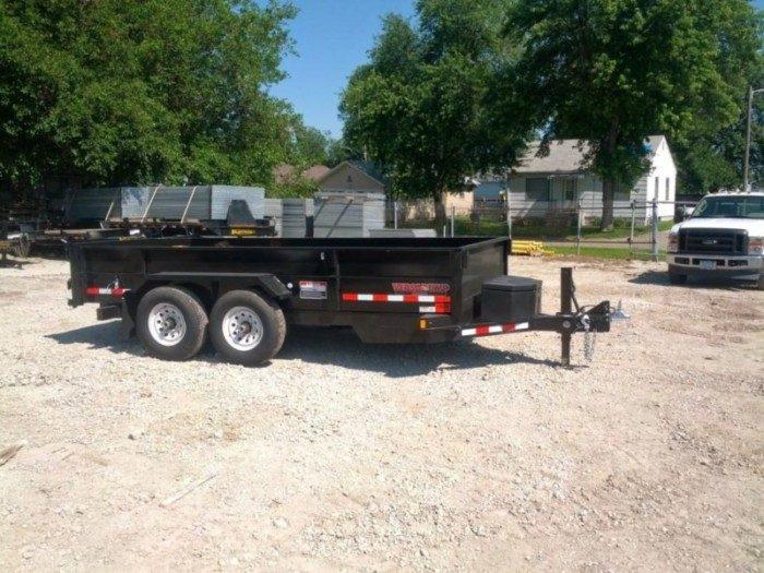 HV-14 Tandem Axle Dump Trailer