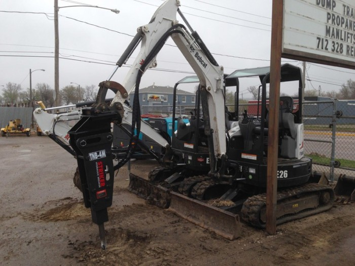 500 Lb Excavator Hammer Resource Rental Center Council