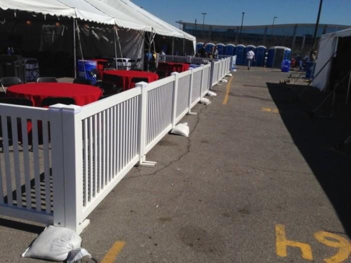 Temporary Fence Omaha Resource Rental Center
