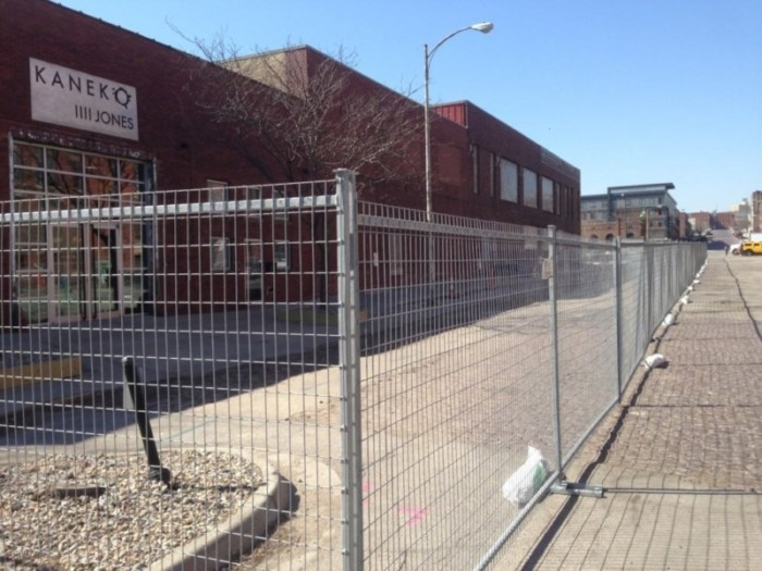 first line fence is the temporary fence omaha wing of our business our style of temporary fencing is a unique design that we developed ourselves